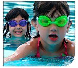 natation familiale
